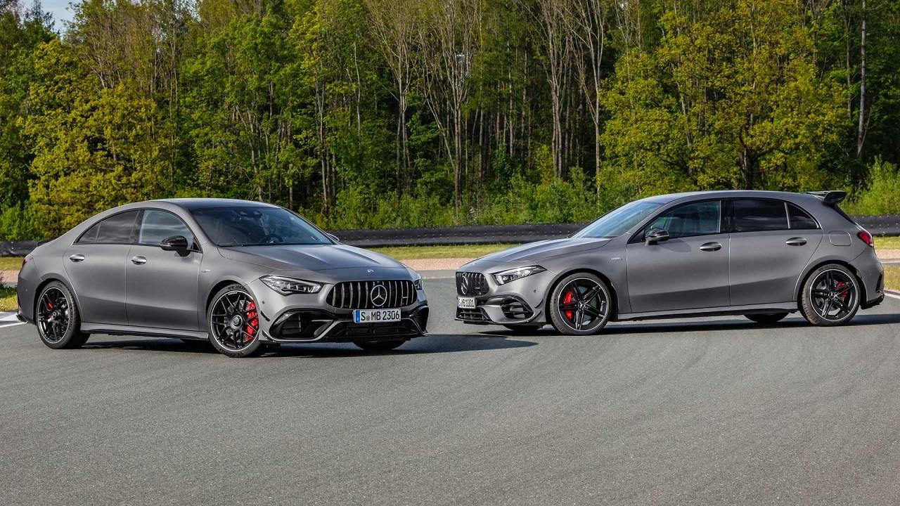 2020 Mercedes-AMG A45 ve AMG CLA45 Türkiye fiyatları belli oldu