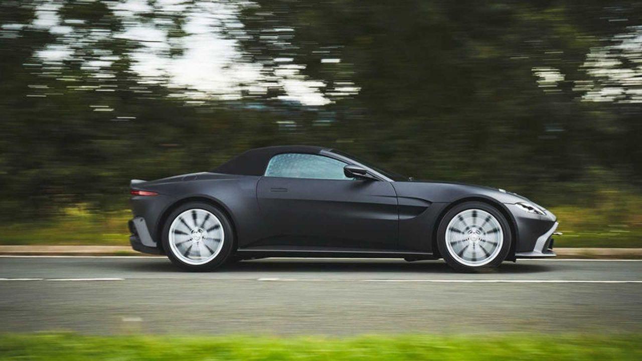 Aston Martin Vantage Roadster ortaya çıktı! - Page 4