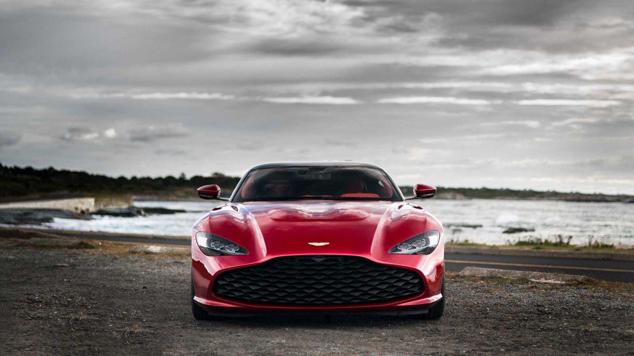 Aston Martin DBS GT Zagato Special karşınızda - Page 3
