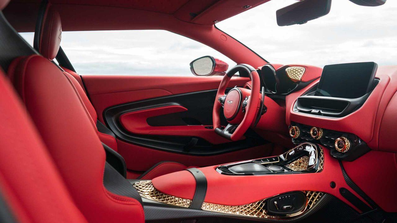 Aston Martin DBS GT Zagato Special karşınızda - Page 4
