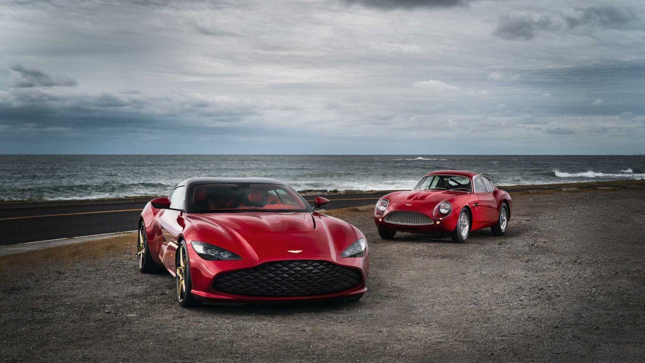 Aston Martin DBS GT Zagato Special karşınızda - Page 2