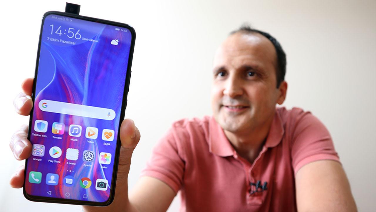 Kamerası Nasıl: Huawei Y9 Prime 2019 (video)