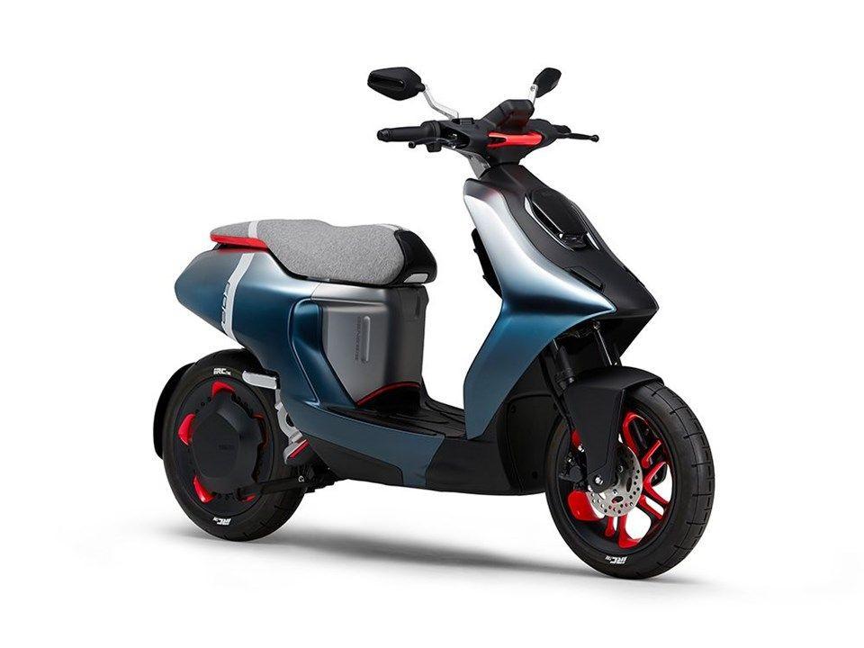 Yamaha'dan elektrikli modelleriyle gövde gösterisi! - Page 3