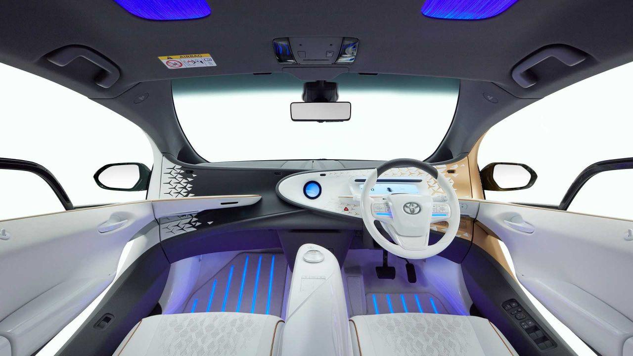 Geleceğin otomobili: Toyota LQ karşınızda - Page 4