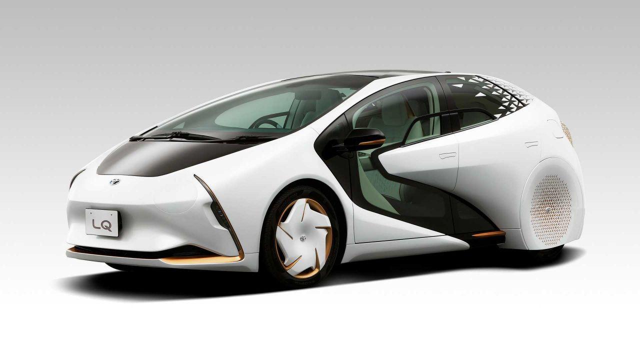 Geleceğin otomobili: Toyota LQ karşınızda - Page 3