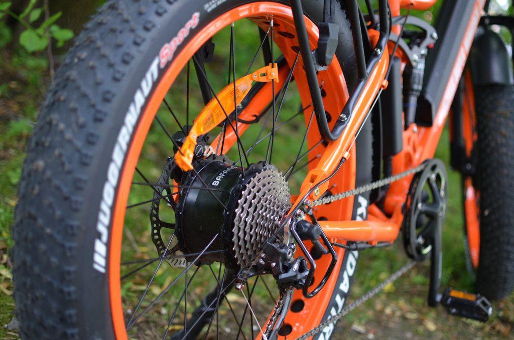 Motor gücünde elektrikli bisiklet: Super Monarch - Page 2