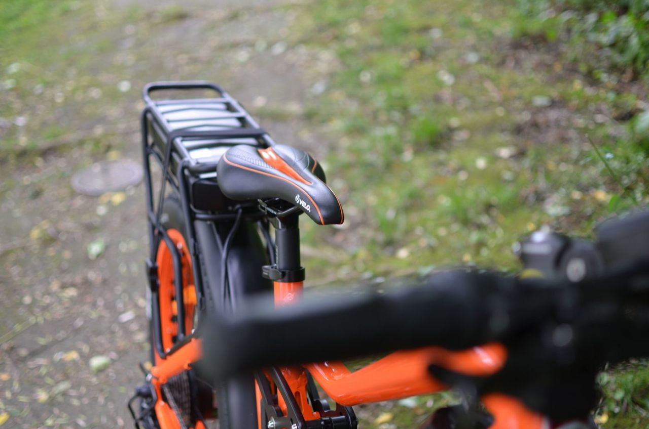 Motor gücünde elektrikli bisiklet: Super Monarch - Page 4