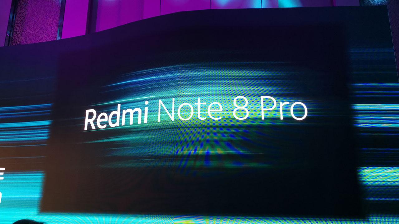 Redmi Note 8 Pro Türkiye pazarında satışa sunuldu
