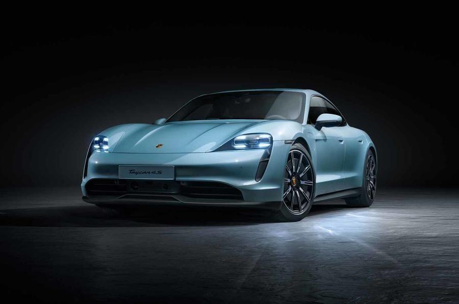 İşte 2020 Porsche Taycan 4S'in özellikleri ve fiyatı! - Page 2