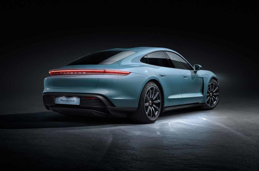 İşte 2020 Porsche Taycan 4S'in özellikleri ve fiyatı! - Page 3