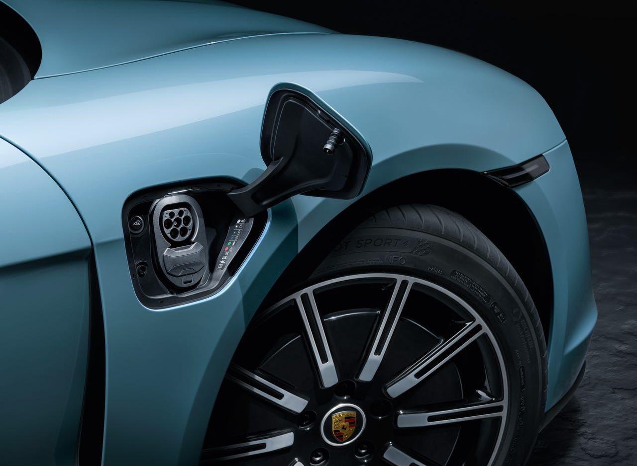 İşte 2020 Porsche Taycan 4S'in özellikleri ve fiyatı! - Page 4