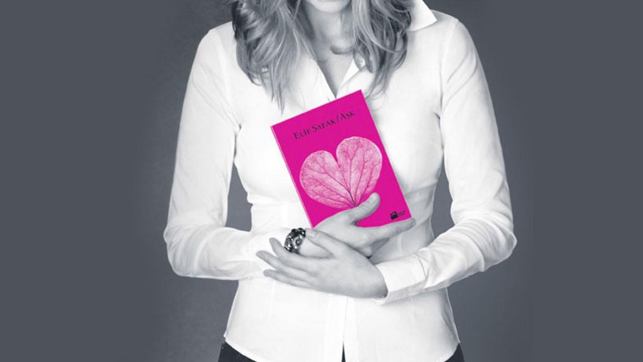 Elif Şafak'ın Aşk kitabının yayın haklarını Netflix aldı