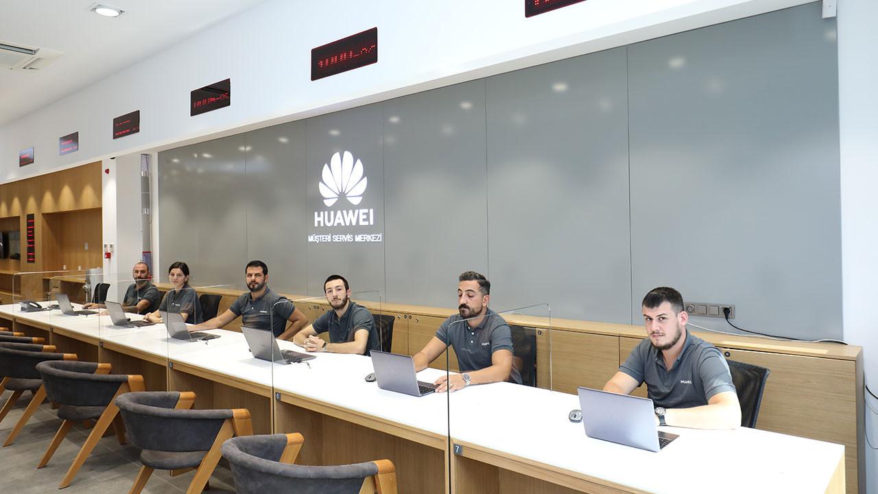 Huawei Kadıköy Servis Merkezi 19 Ekim'de açılıyor