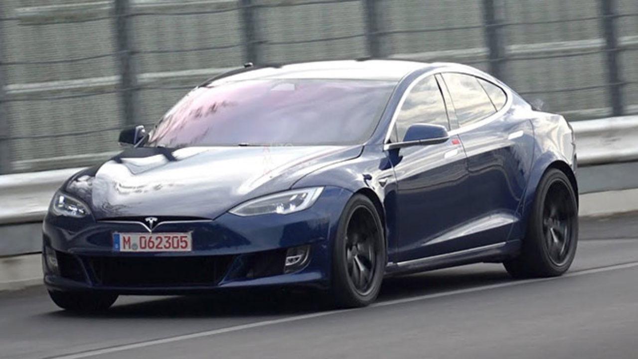 "Tesla Model S ""Plaid"" prototipini Nürburgring'de deniyor [Video]"
