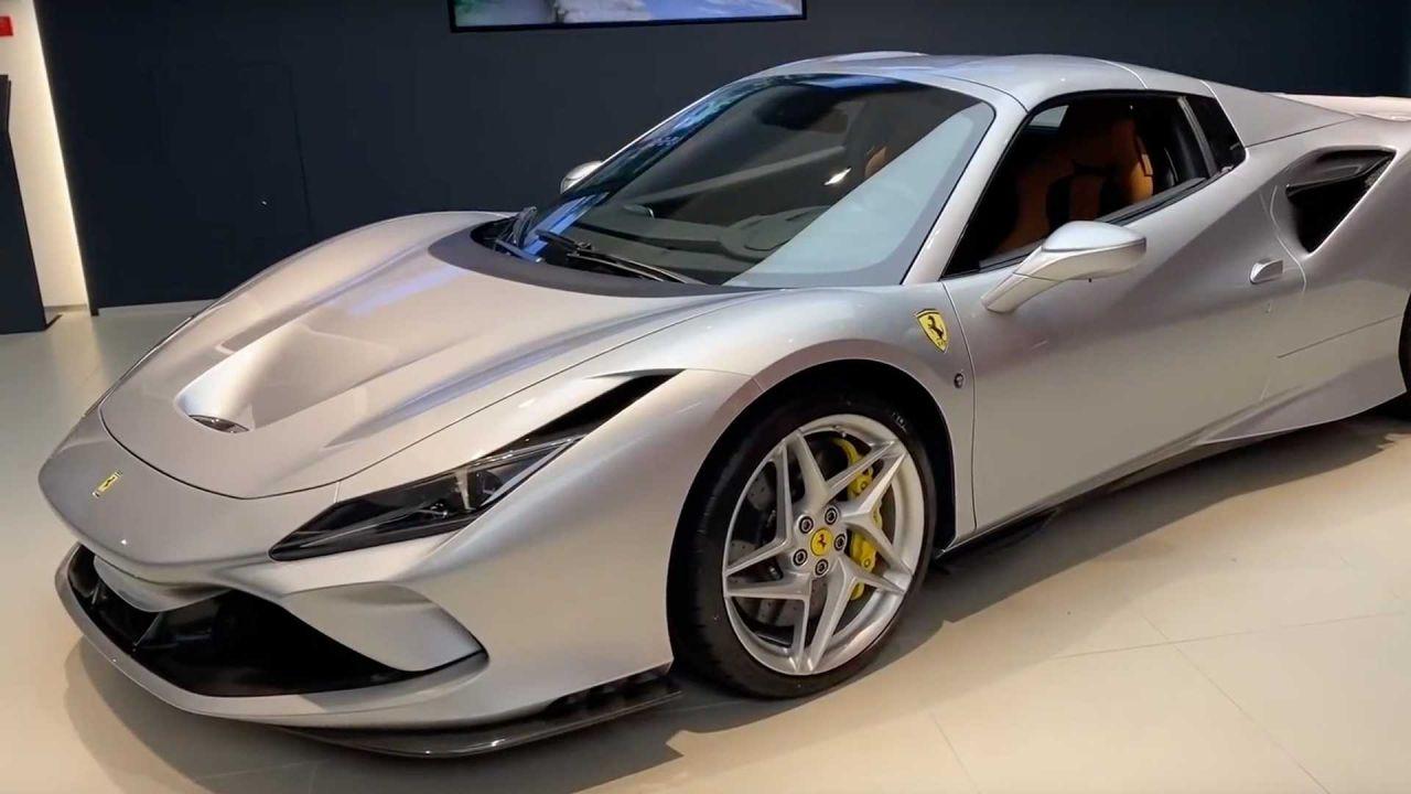 Ferrari F8 Spider'ı bir de yakından görün! - Page 2