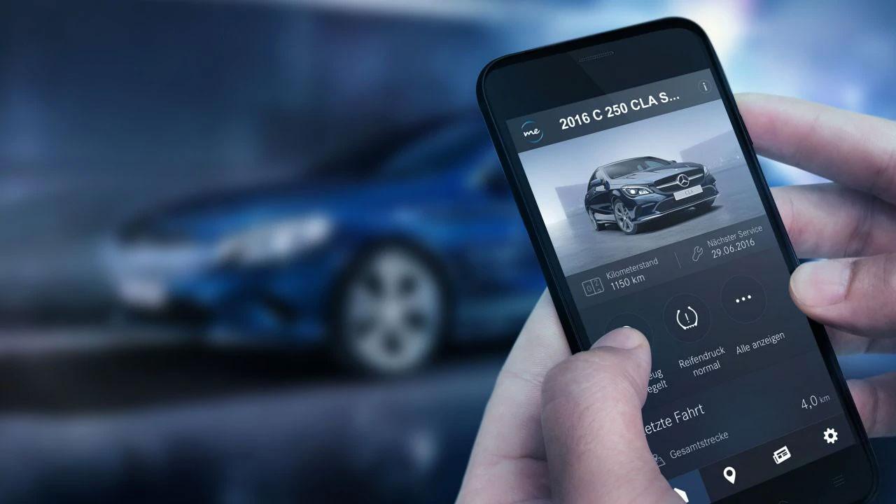 Mercedes-Benz uygulamasını kullanmayın!