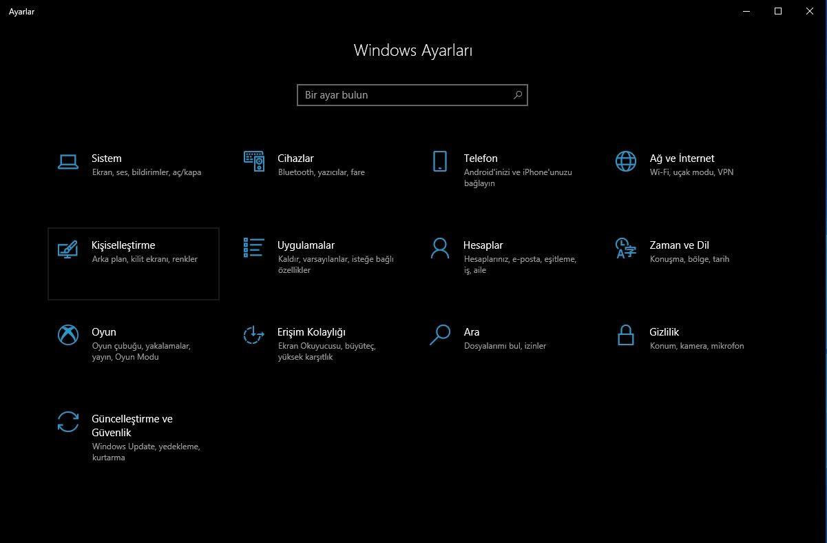 Windows 10'da karanlık mod nasıl aktifleştirilir? - Page 4