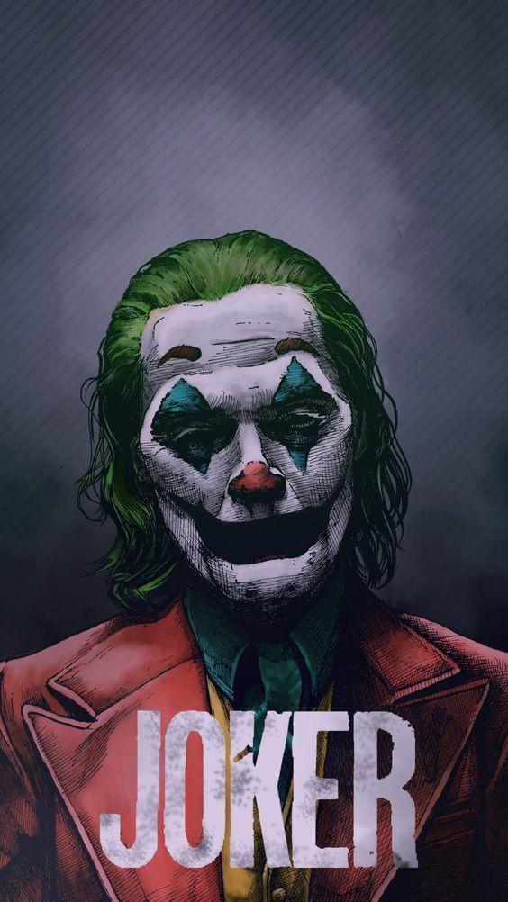 Joker karakterine ait duvar kağıtları! - Page 1