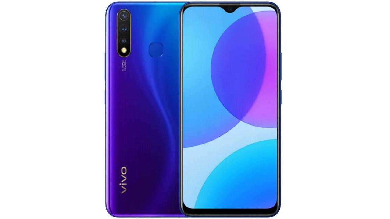5000 mAh bataryalı telefon Vivo U3 tanıtıldı