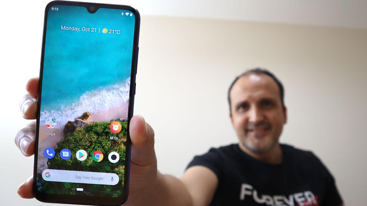 Kamerası Nasıl: Xiaomi Mi A3 (video)