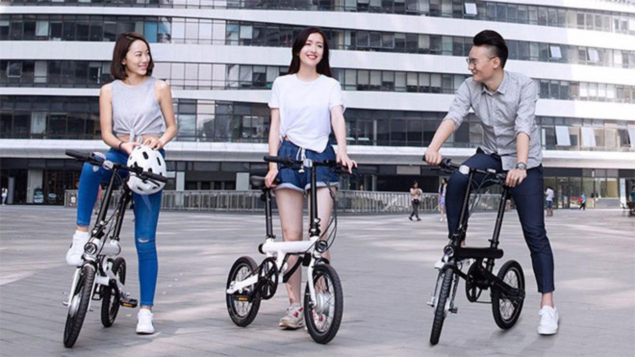 Xiaomi QiCYCLE – EF1 elektrikli bisiklet Türkiye'de satışa çıktı