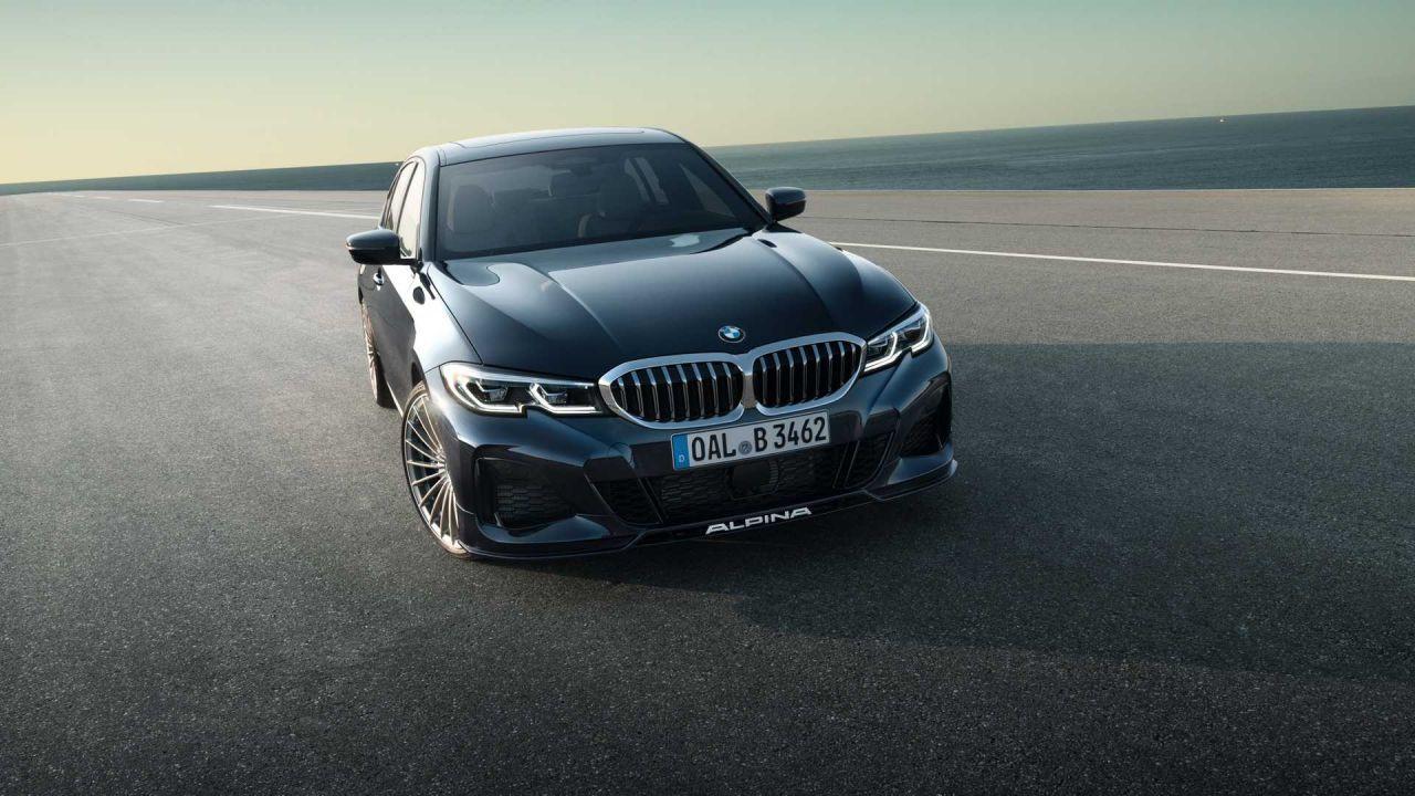BMW 2020 Alpina B3 modelini tanıttı - Page 2
