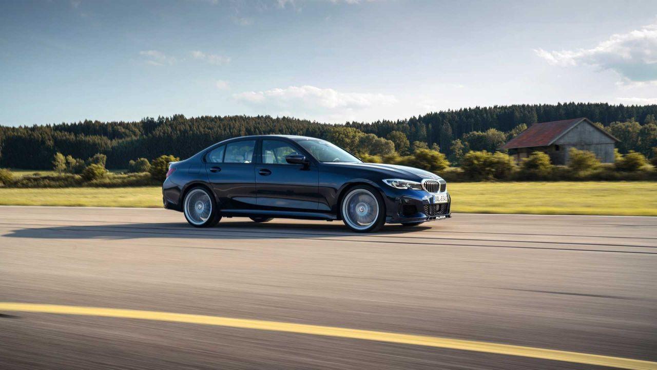 BMW 2020 Alpina B3 modelini tanıttı - Page 3