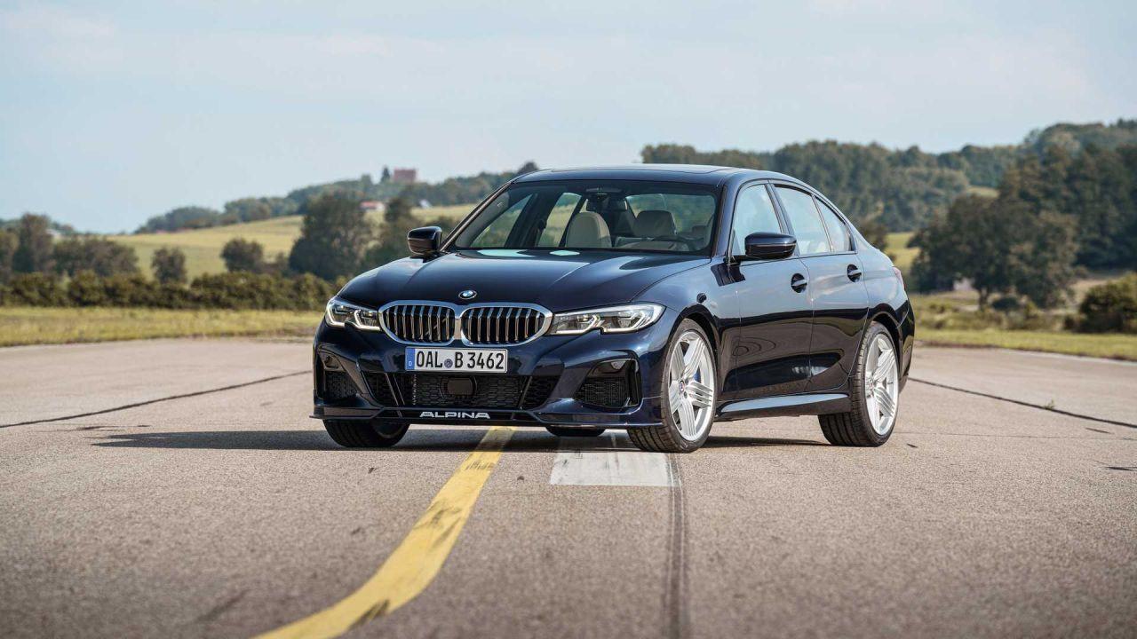 BMW 2020 Alpina B3 modelini tanıttı - Page 4