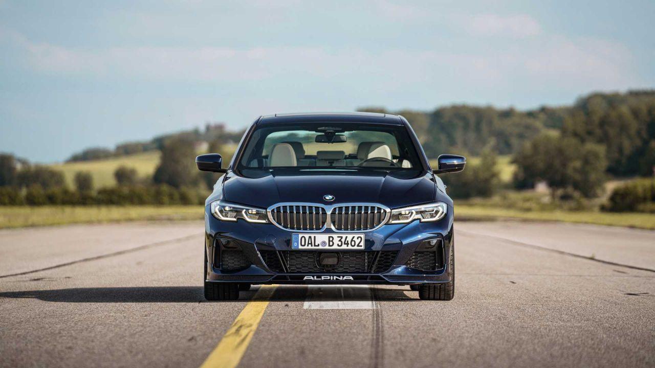 BMW 2020 Alpina B3 modelini tanıttı - Page 1