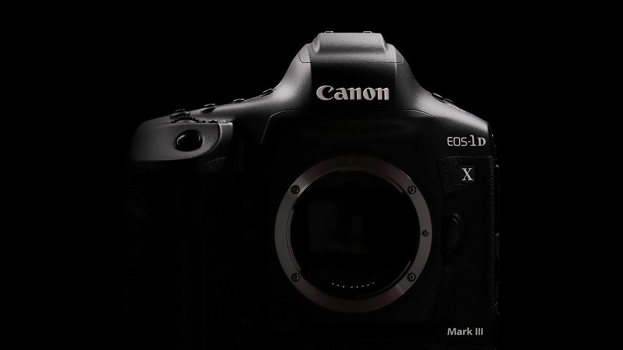 Canon'dan EOS 1D X Mark III açıklaması