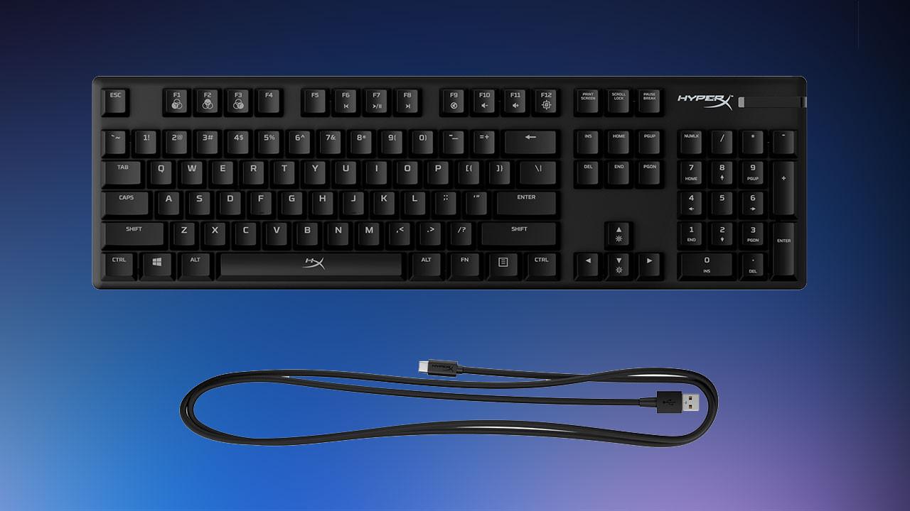 HyperX Alloy Origins mekanik oyuncu klavyesini duyurdu