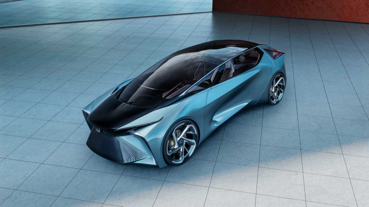 Geleceğin otomobili: Lexus LF-30 - Page 2