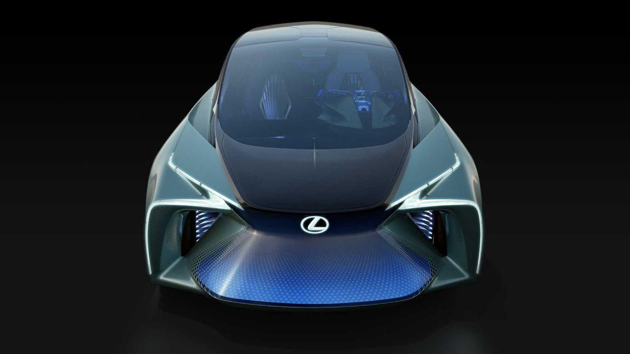Geleceğin otomobili: Lexus LF-30 - Page 1