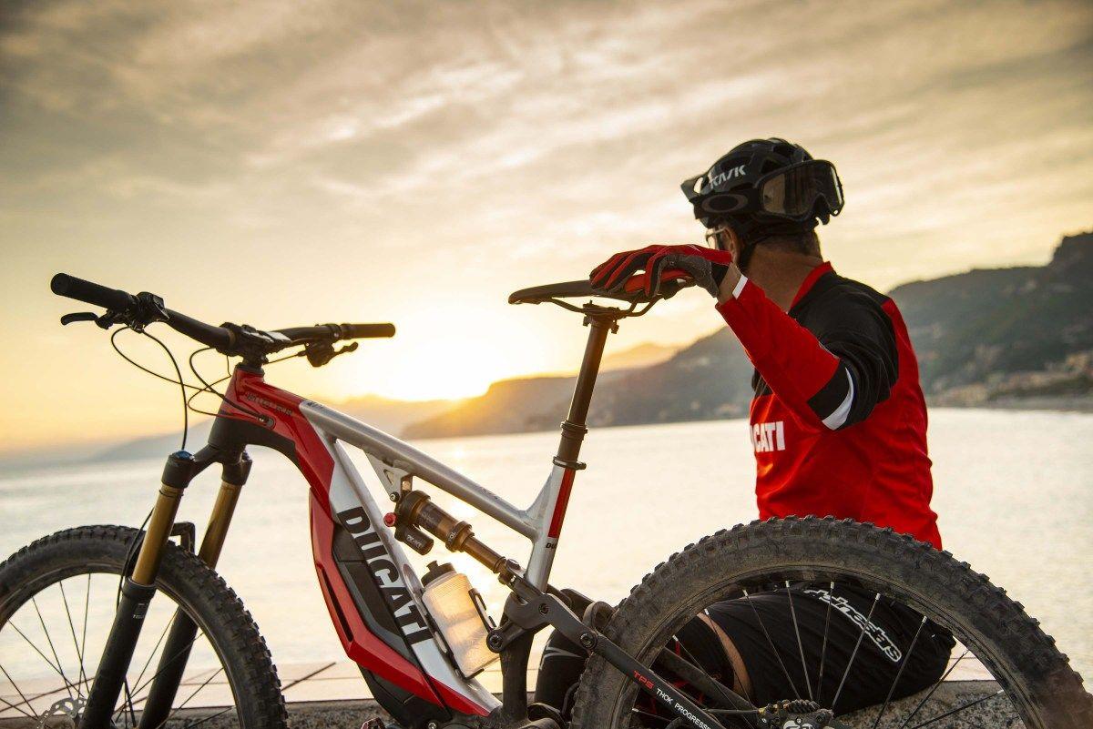 Ducati üç yeni elektrikli bisiklet modelini tanıttı - Page 2