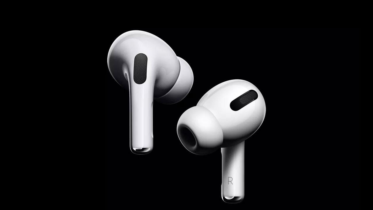 Apple yeni kulaklığı AirPods Pro'yu tanıttı