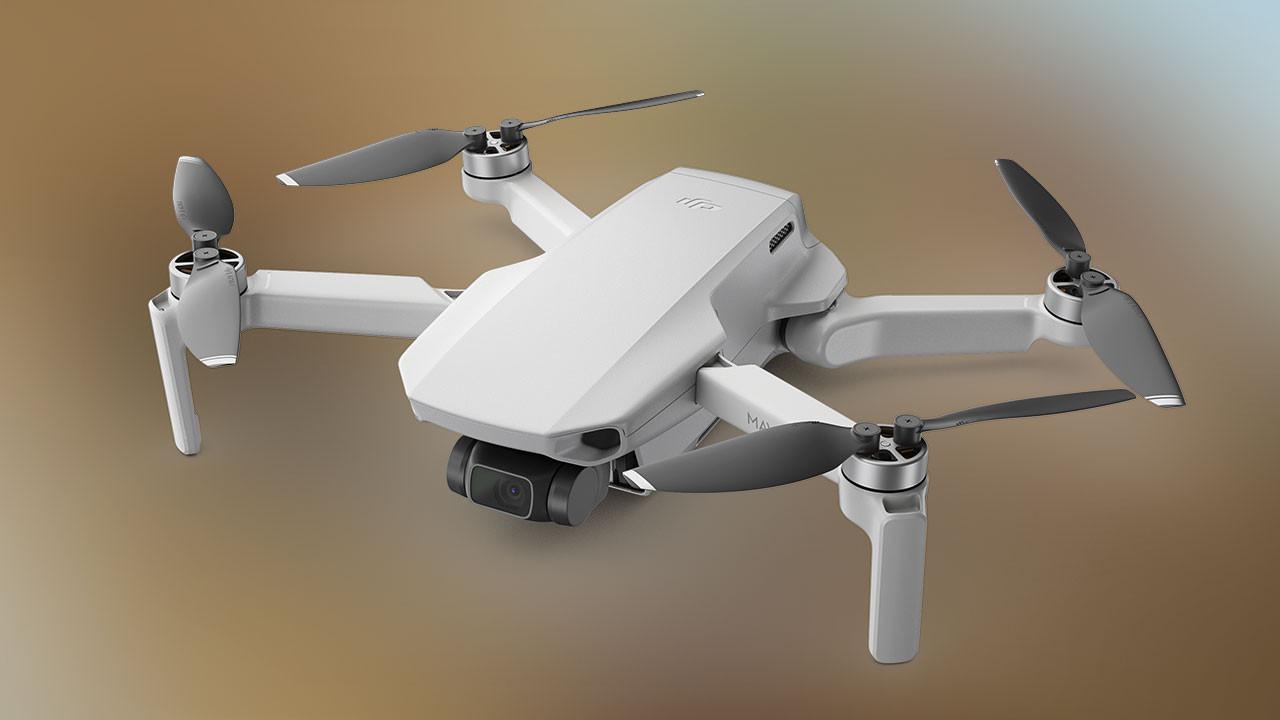 En küçük drone DJI Mavic Mini tanıtıldı