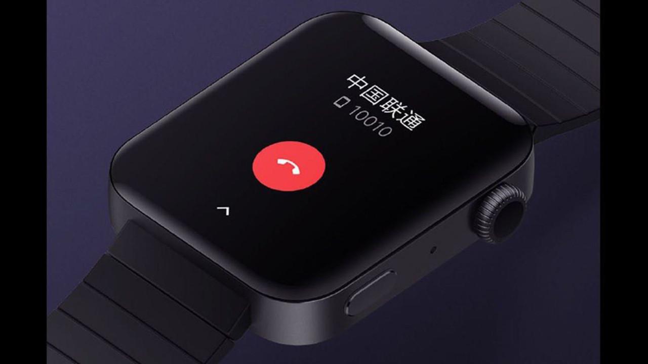 Xiaomi Mi Watch çalışırken görüntülendi (video)
