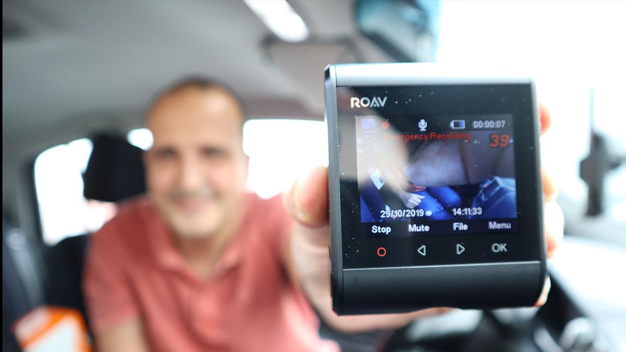 Araç kamerası inceledik: Anker Roav Dashcam C1 (video)