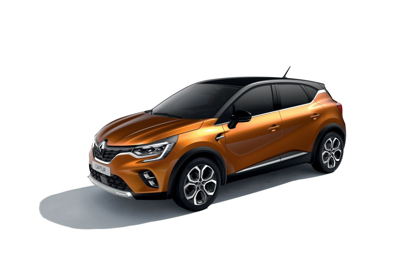 İşte karşınızda Renault Captur 2020! - Page 1