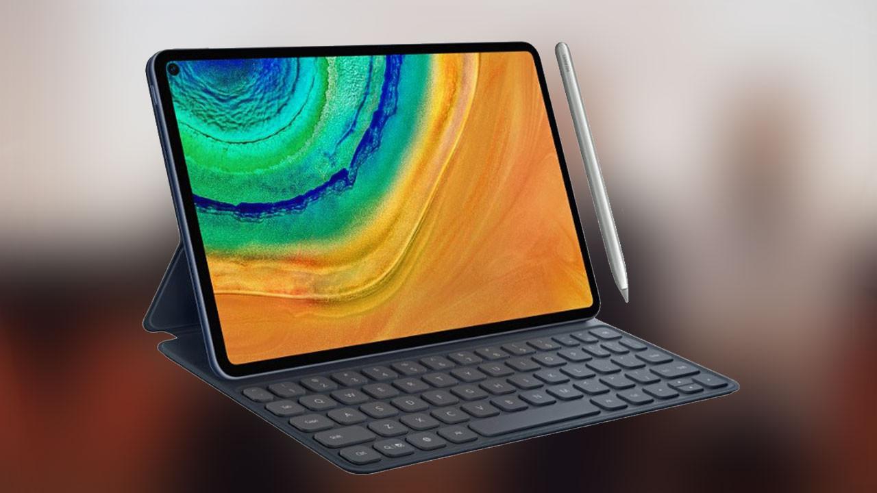 Huawei Matepad görseli ve özellikleri sızdırıldı!