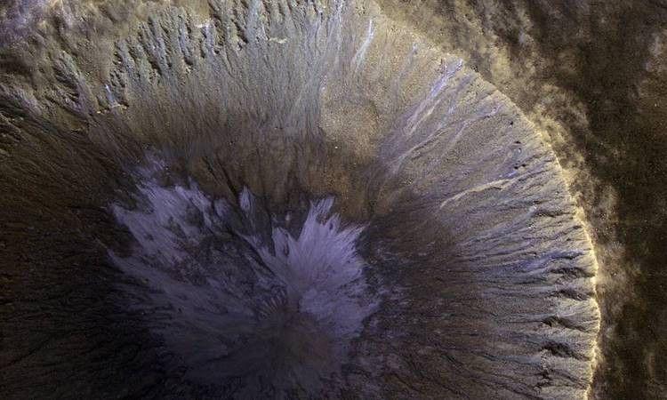 NASA'nın elde ettiği şaşırtıcı Mars görüntüleri! - Page 2