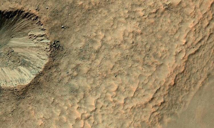 NASA'nın elde ettiği şaşırtıcı Mars görüntüleri! - Page 3