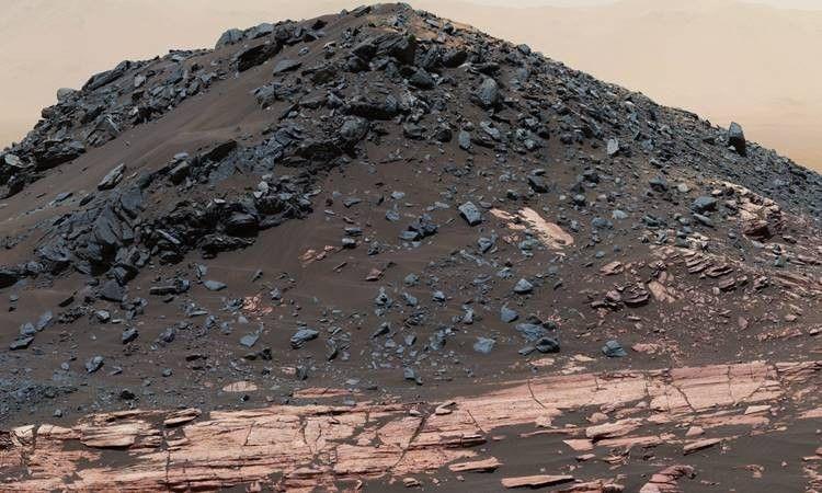 NASA'nın elde ettiği şaşırtıcı Mars görüntüleri! - Page 4