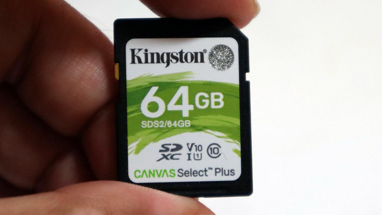 Hızlı bellek kartı Kingston Canvas Select Plus inceledik