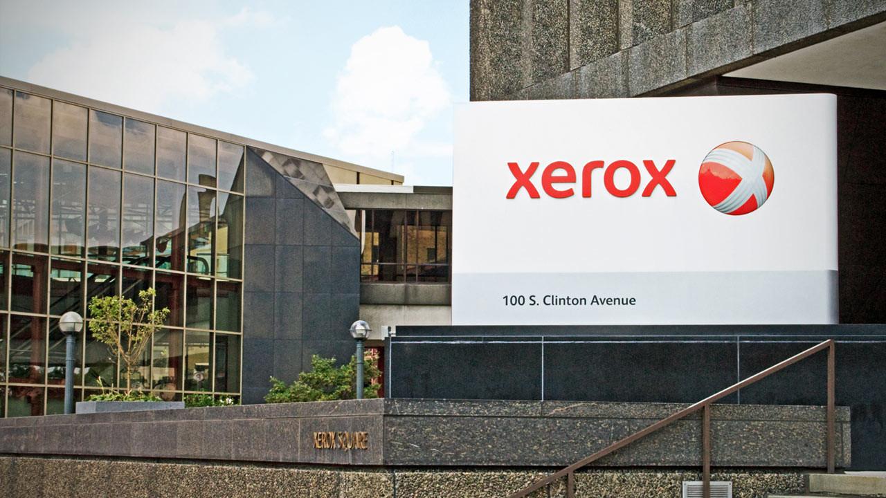 Xerox HP'yi satın almak için görüşüyor!