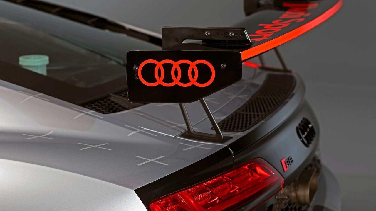 2019 Audi R8 LMS GT4 tanıtıldı. Tam 500 bg! - Page 3