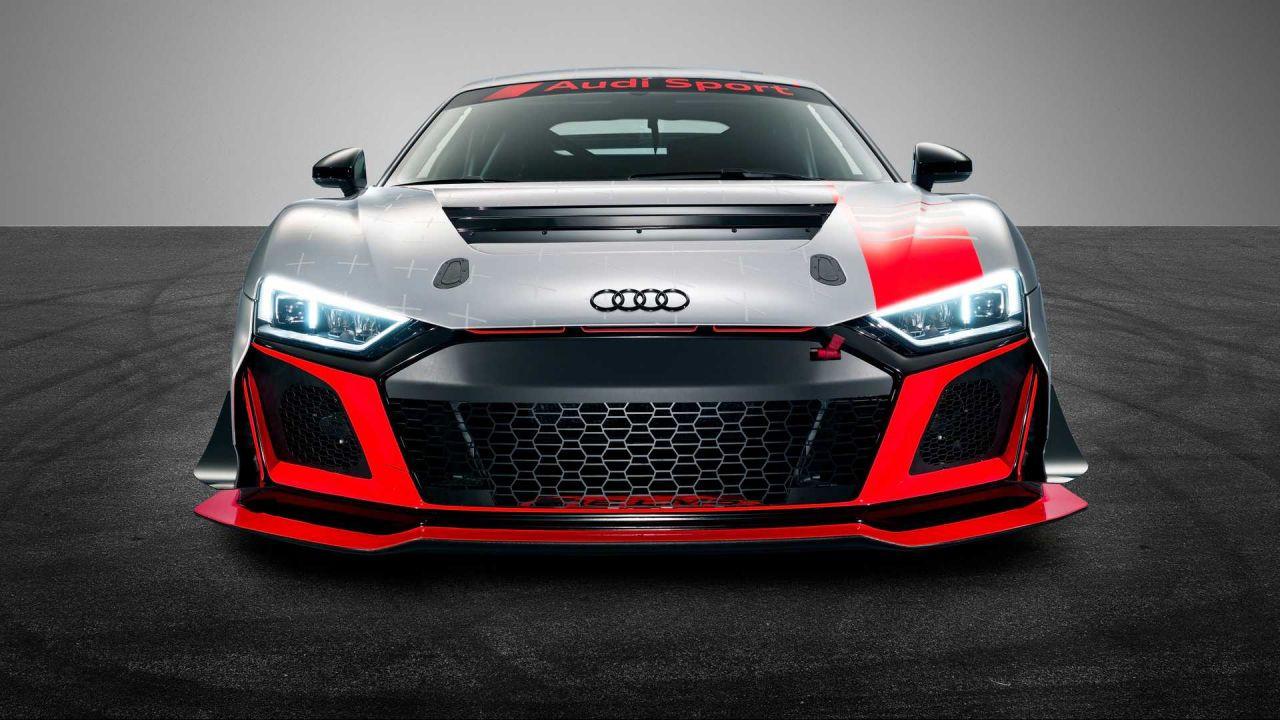 2019 Audi R8 LMS GT4 tanıtıldı. Tam 500 bg! - Page 1