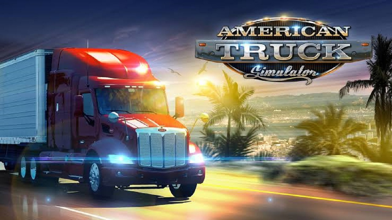 American Truck Simulator hafta sonu Steam'de ücretsiz sunuldu!