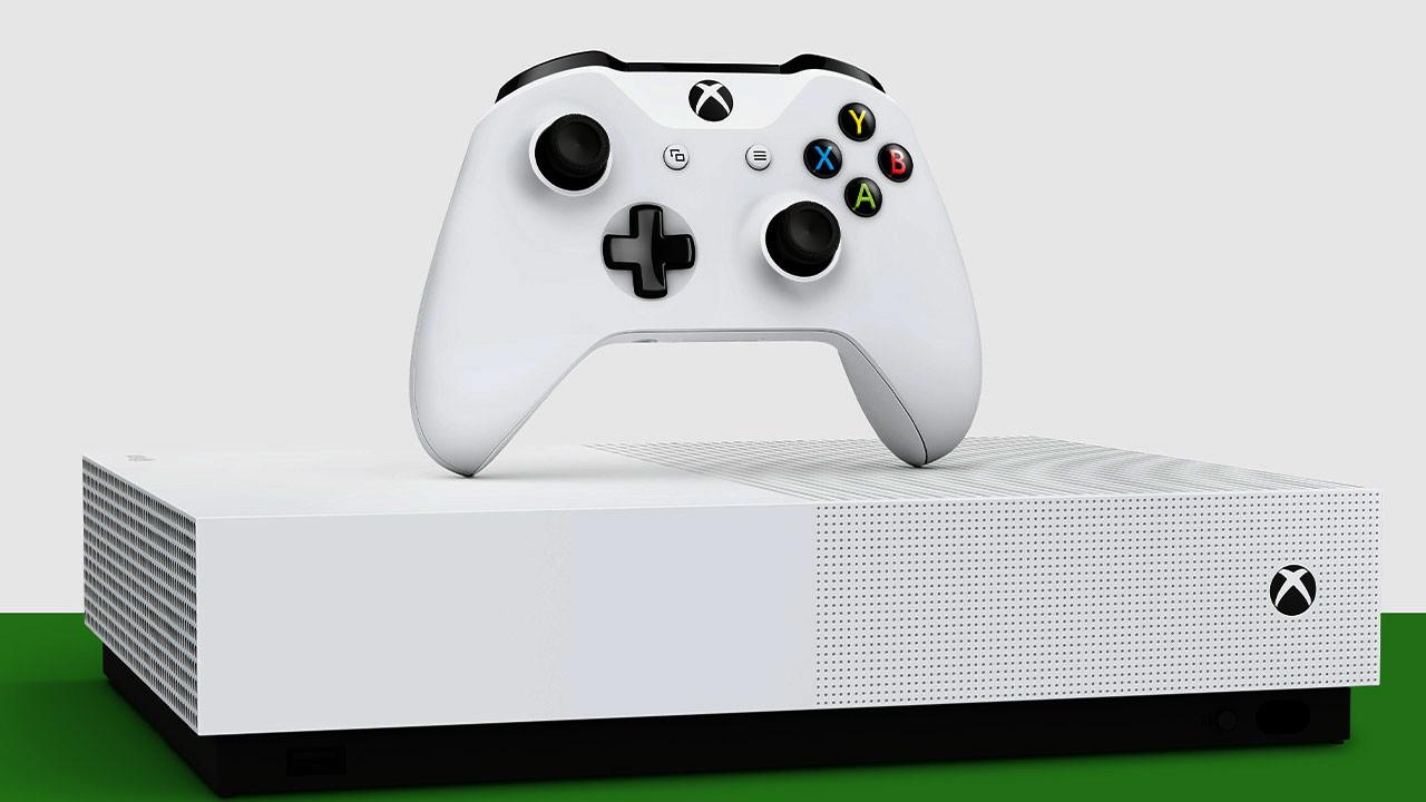 Xbox One S All-Digital Türkiye'de satışa çıktı