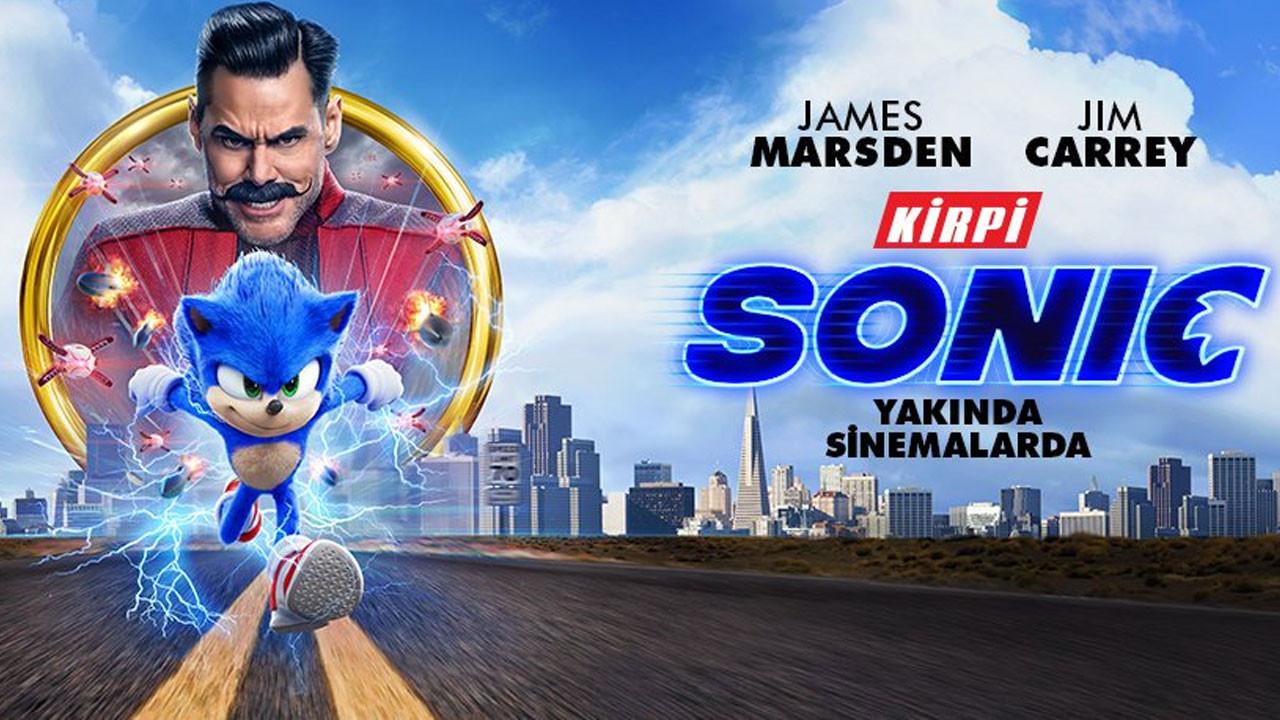 Kirpi Sonic'ten yeni Türkçe fragman!